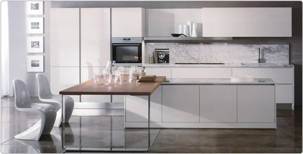 Maxel: modern tarz Mutfak