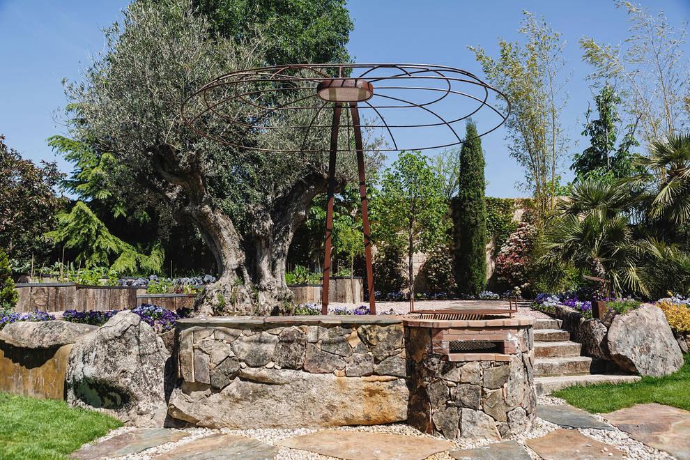 Jardim  por Slabon  Forja Creativa