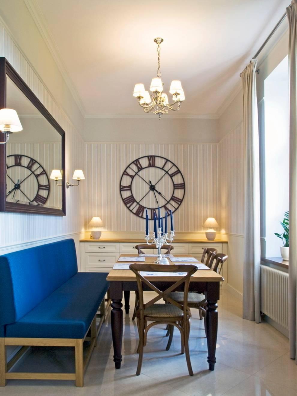 Sala da pranzo in stile in stile Classico di PROJEKT MB