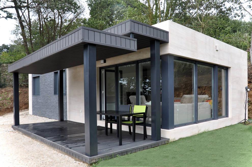 Maisons de style  par Casas Cube