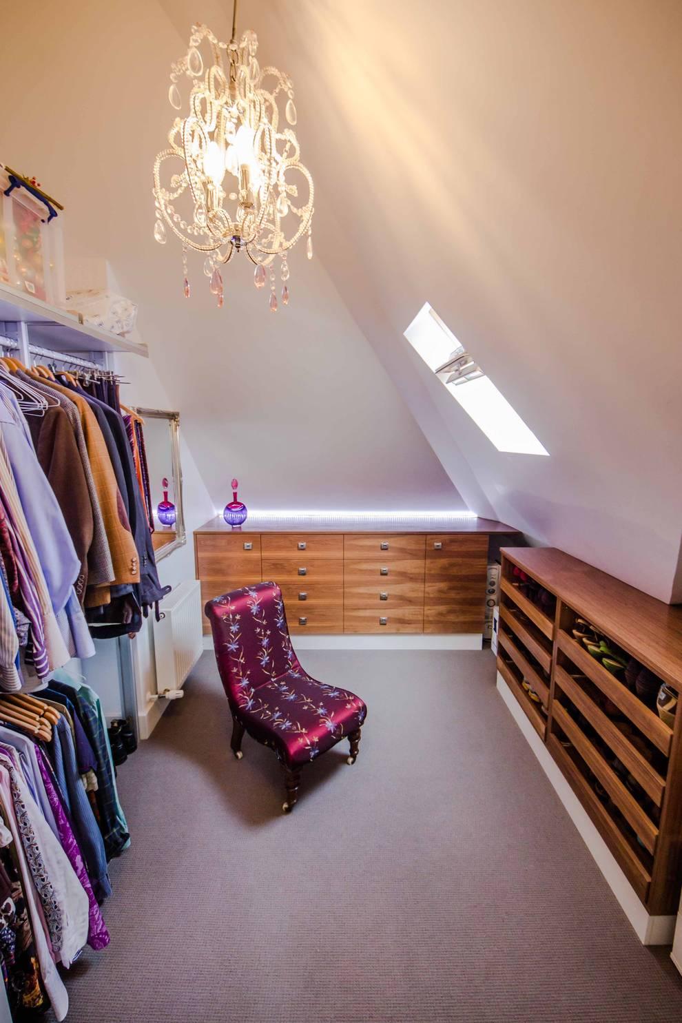 Closets modernos por DPS ltd.