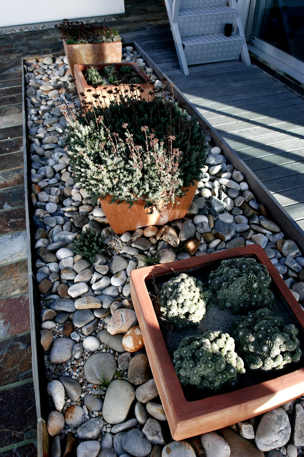 Jardins modernos por RUTH GUNDÍN VILLAR