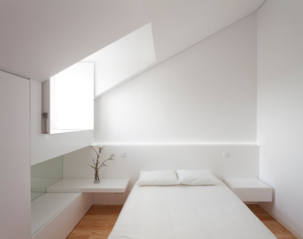 Dormitorios de estilo  por Ricardo Caetano de Freitas | arquitecto