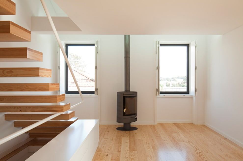 Livings de estilo  por Ricardo Caetano de Freitas | arquitecto