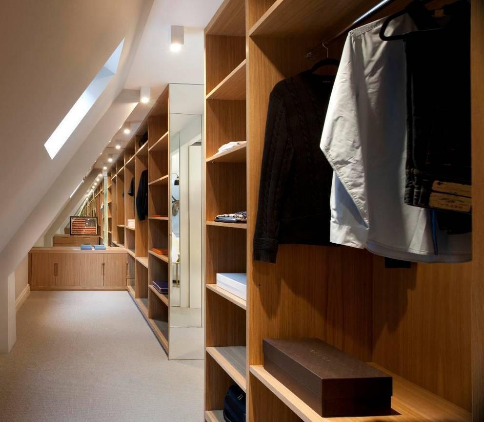 Closets  por TG Studio