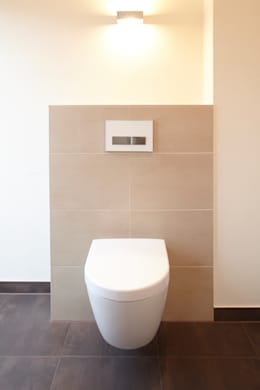 Renovierung Einfamilienhaus Dortmund: Moderne Badezimmer Von Raumgespür  Innenarchitektur Design