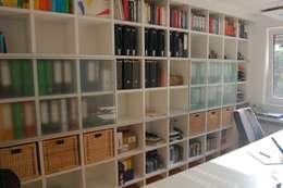 Office: moderne Arbeitszimmer von Einrichtungsideen