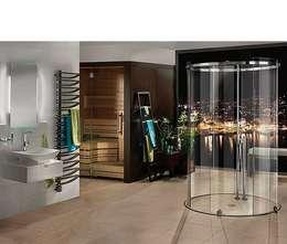 Badezimmer: moderne Badezimmer von homify
