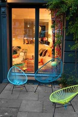 Salon de style de style Moderne par decorazioni