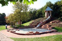 Planungsbüro STEFAN LAPORT의  정원