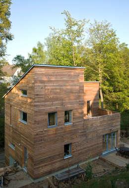 Maisons de style de style Rustique par Architekturbüro Riek