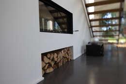 Projekty,  Salon zaprojektowane przez Hellmers P2   Architektur & Projekte