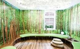 Bureau de style  par [lu:p] Architektur GmbH