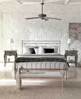 eclectic Bedroom by Egger`s  Einrichten