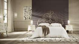 Camera da letto in stile in stile Eclettico di Egger`s  Einrichten
