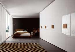 eclectische Slaapkamer door Egger`s  Einrichten