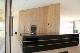 Moderne Möbel: moderne Küche von Wagner Möbel Manufaktur GmbH & Co. KG