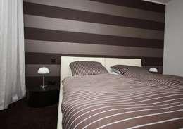 Einfamilienhaus Berlin-Zehlendorf: moderne Schlafzimmer von RAUMAX GmbH