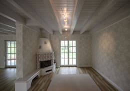 Salas de estilo rural por RAUMAX GmbH