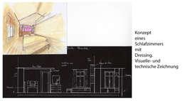 zeichnen wie ein architekt tipps f r neueinsteiger. Black Bedroom Furniture Sets. Home Design Ideas