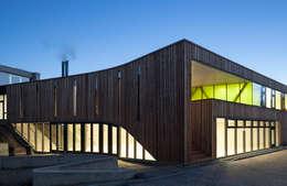 Escuelas de estilo  de andreas gehrke . architekt