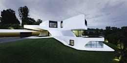 Maisons de style  par J.MAYER.H