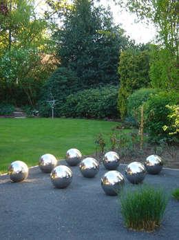 Gartengestaltung:  Garten von Erck-Design