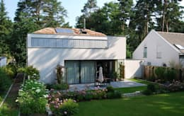 Casas de estilo  por Optigrün international AG