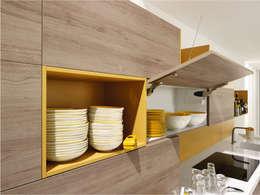 Küche ALNOSUND: moderne Küche von ALNO AG