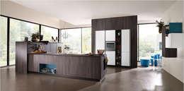 Cucina in stile in stile Moderno di ALNO AG