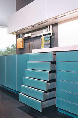 LARGO-FG | IOS-M: moderne Küche von LEICHT Küchen AG