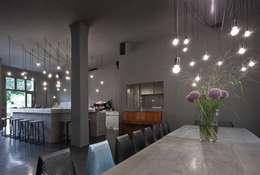 Tin Restaurant Bar:  Gastronomie von studio karhard®