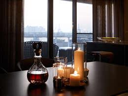 modern Dining room by LEICHT Küchen AG
