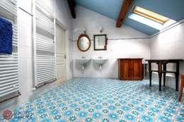 حمام تنفيذ Kolory Maroka