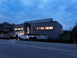 Casas de estilo moderno por LEICHT Küchen AG