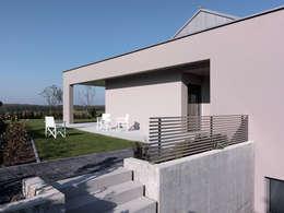 Jardines de estilo moderno por LEICHT Küchen AG
