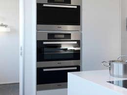 Cocina de estilo  por LEICHT Küchen AG