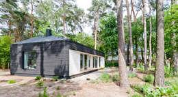 Veranda von Westen: moderne Häuser von homify
