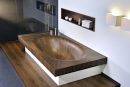 Bagno in stile in stile Eclettico di Design by Torsten Müller