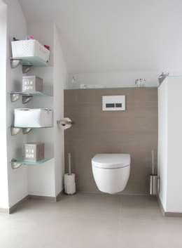 Badezimmer 2 in Stadecken: moderne Badezimmer von Einrichtungsideen