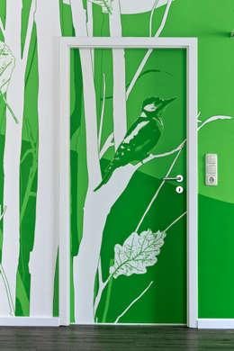 Ventanas y puertas de estilo  por schulz.rooms