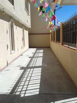 Casas de estilo rústico por DD Arquitectos