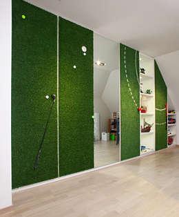 Villenanwesen: moderne Kinderzimmer von schulz.rooms