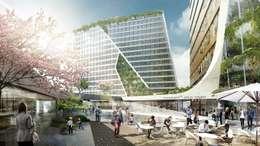 Centres commerciaux de style  par Moritz Gruppe GmbH