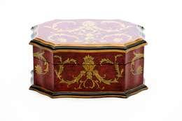 """Maitland Smith Box """"Espoir"""": tropische Wohnzimmer von Sweets & Spices Dekoration und Möbel"""