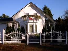 Jardín de estilo  de Triumph-Zaunsysteme