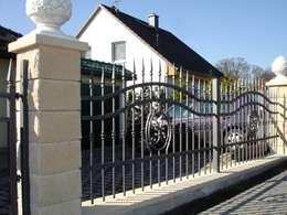 حدائق تنفيذ Triumph-Zaunsysteme