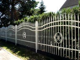 Сад  в . Автор – Triumph-Zaunsysteme