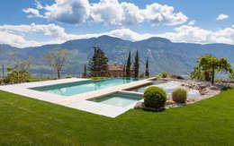 modern Pool by MINNOVA BNS GmbH