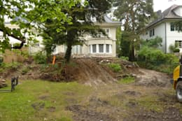 Projekty,  Ogród zaprojektowane przez neuegaerten-gartenkunst